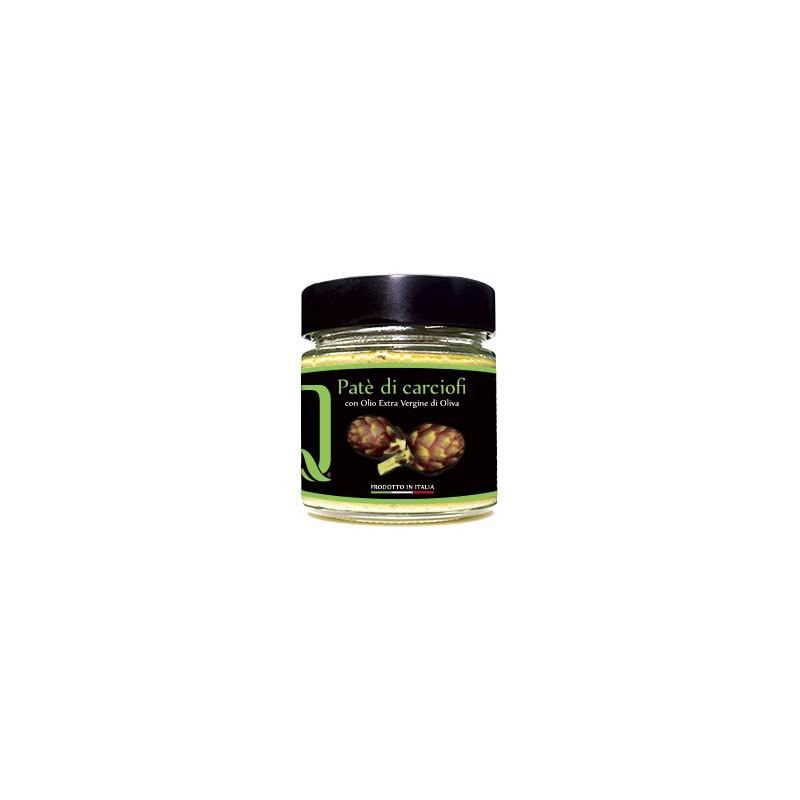 Quattrociocchi - Artischockenpastete in nativem Olivenöl extra - 190g