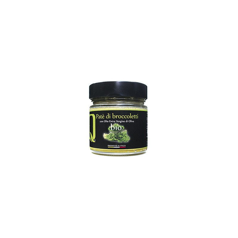 Quattrociocchi - Brokkolettipastete in nativem Olivenöl extra - 190g