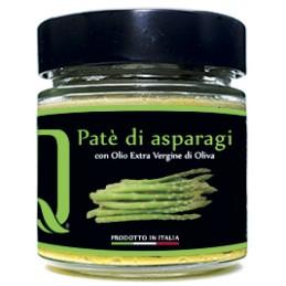 Quattrociocchi - Spargelpastete in nativem Olivenöl extra - 190g