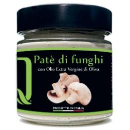 Quattrociocchi - Pilzpastete in nativem Olivenöl extra - 190g