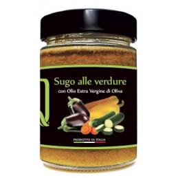 Quattrociocchi - Gemüsesugo - 310g
