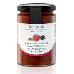 """Seibstock - Tomatensauce """"SICILIANA"""" - 350g"""