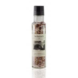 Seibstock - Gewürzmühle - Salz und Peperoncino (Chilischoten) - 240g
