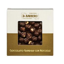 Barbero - Gianduja mit ganzen Haselnüssen - 120g
