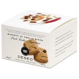 Deseo - Kekse Peperoncino,Trauben, Pinoli - 160g