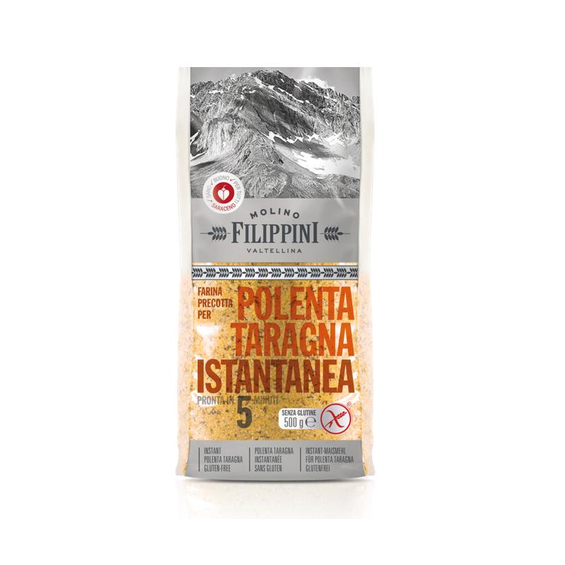 Molino Filippini - Polenta Taragna - 5 Minuten - 500g