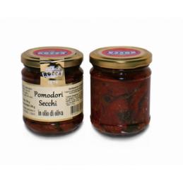 Rocca Luigi & Figlio - Getrocknete Tomaten in Olivenöl - 190g