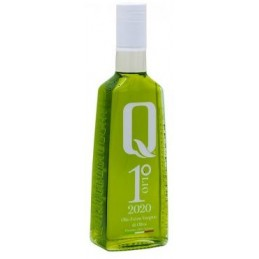 Quattrociocchi - First Olive Oil Novella - 500ml