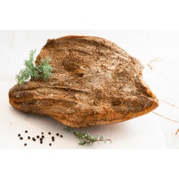 Huber Speck - Traditional southtyrolean  Speck from Voiana 8 months - ca. 500g