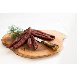 Gourmet Ladele - Salamini affumicati - cervo - ca. 140g